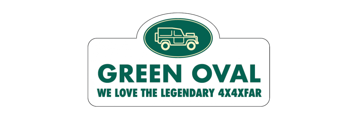 Green Oval