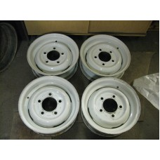 "Steel wheels 5.5 ""x 16"" - used"